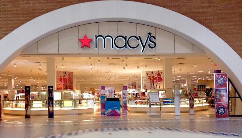 Macy's store (Mike Mozart/Creative Commons)