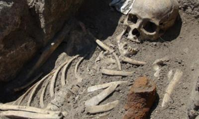Ancient 'Vampire' Bodies Found In Bulgaria