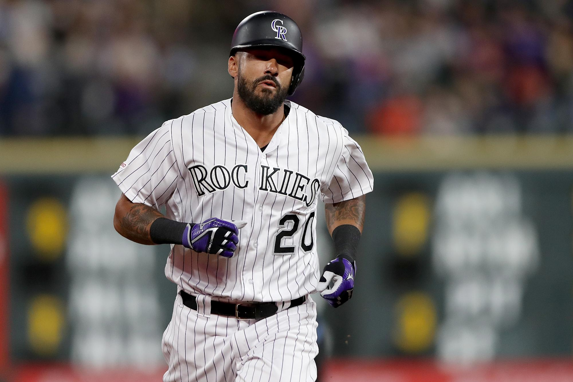 Rockies OF Ian Desmond opts out of second straight season 'for now' - Yahoo Sports