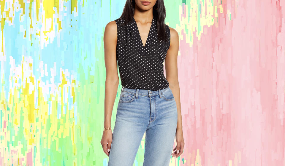 Like your arms? Here's your top. (Photo: Nordstrom)