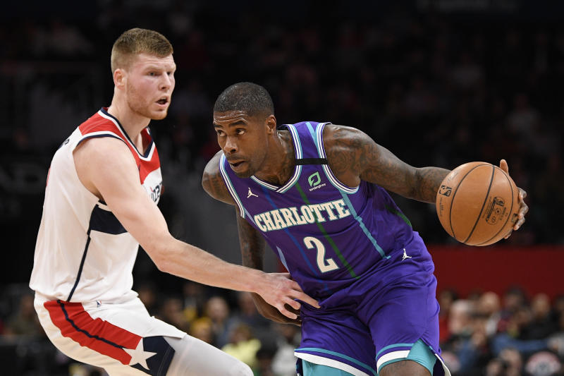 Marvin Williams' next NBA stop may be his last. (AP Photo/Nick Wass)