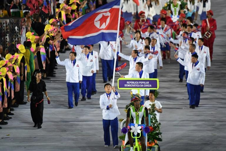 North Korea competed in the 2016 Olympic Games in Rio de Janeiro