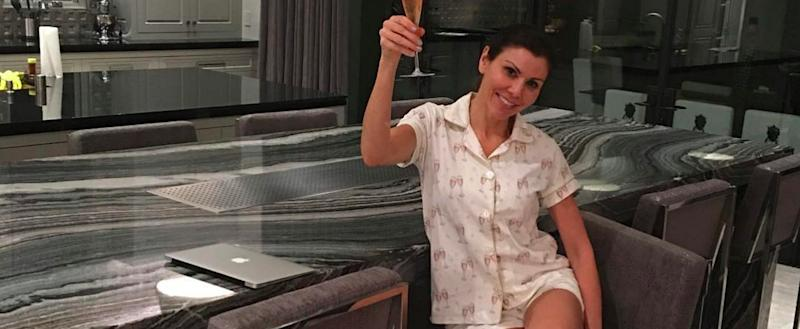 Heather Dubrow's New Mansion Will Knock Your Manolos Off