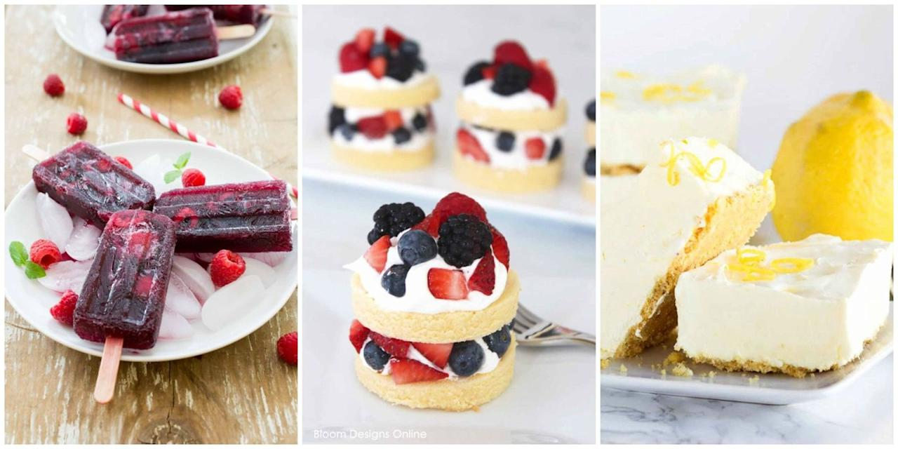 12 memorial day desserts that are perfect for backyard barbecues