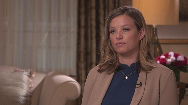 PHOTO: Shannon Keeler says she was sexually assaulted by a fellow student while she was at Gettysburg College. Eight years after the assault, she says the alleged rapist contacted her on Facebook. (ABC News)