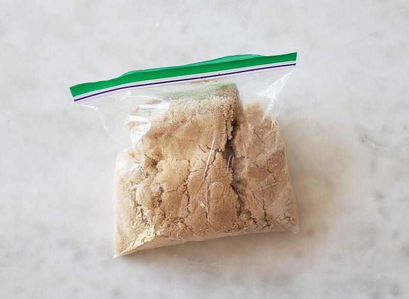 brown sugar bread hack