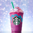 <p>Here it is in all its majestic glory. A mango cream frappuccino, layered with a sour blue powder, Starbucks' technicolour drink was as fleeting as the mythical creature itself, gone within a few days and leaving people hankering for another glimpse. [Photo: Instagram/Starbucks] </p>
