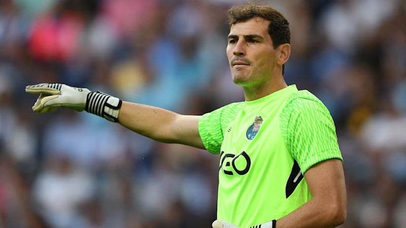 Casillas tastes defeat in 1000th match