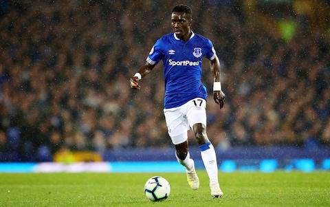 Idrissa Gueye of Everton in action during the Premier League match between Everton FC and Burnley FC - Credit: GETTY IMAGES
