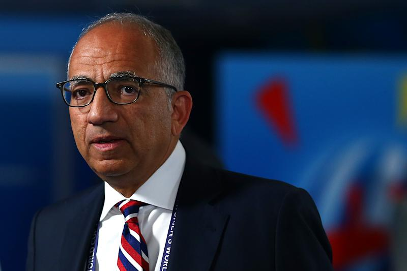 President Carlos Cordeiro and U.S. Soccer are pushing back on the USWNT's claim they've been unwilling to pay the women equally. (Photo by Maddie Meyer - FIFA/FIFA via Getty Images)