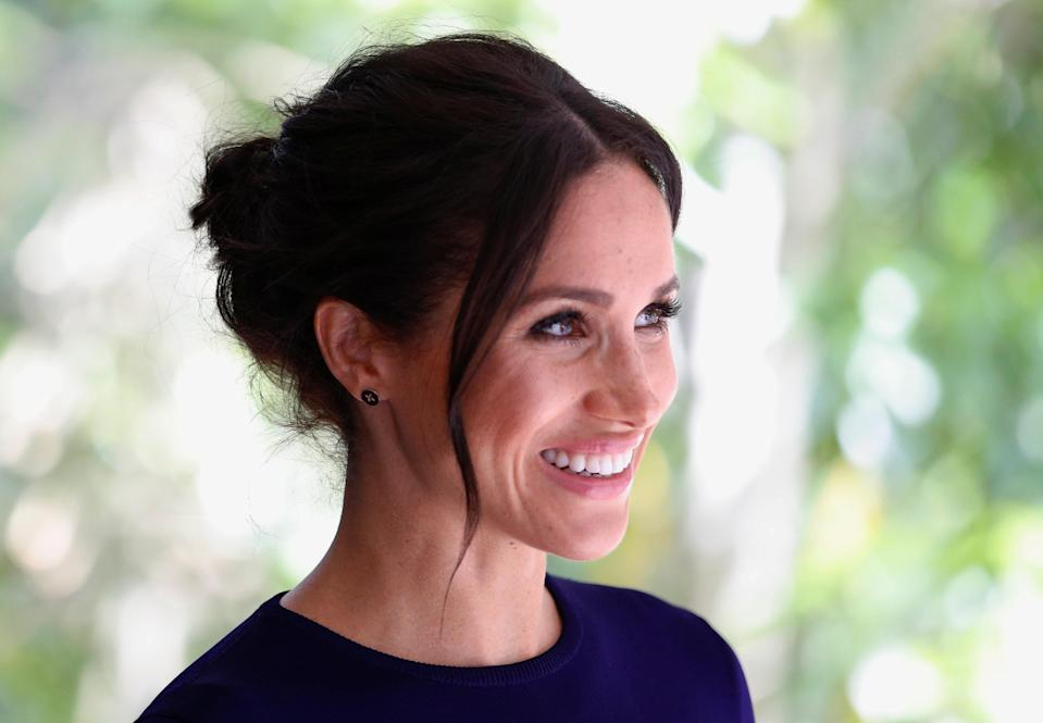Meghan is the sixth most popular royal (Getty)