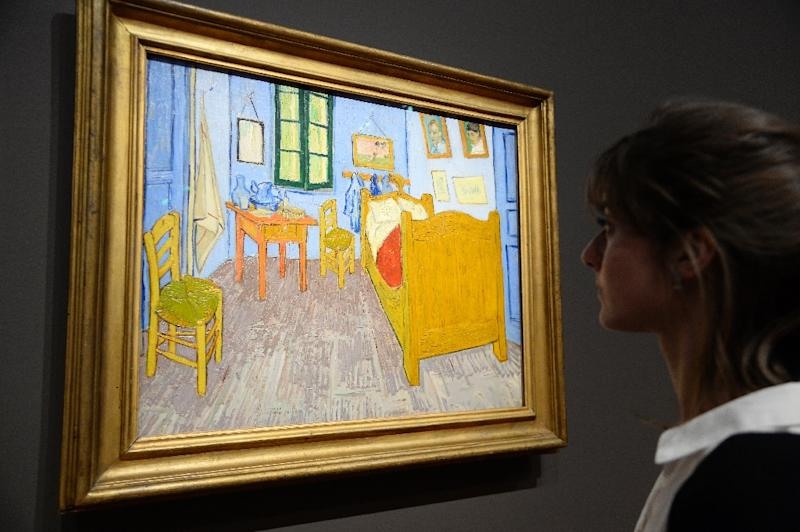 Unpublished Van Gogh Drawings To Be Unveiled