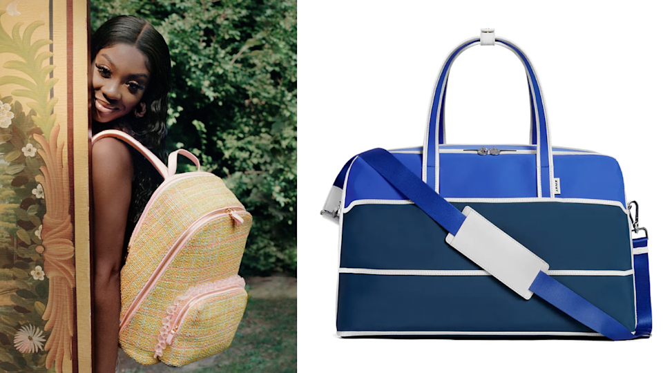 Away bags are known for being stylish, spacious and durable.