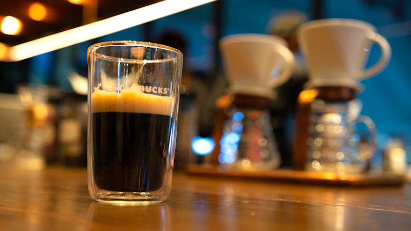 Starbucks Canned Its Ever Popular Nitro Cold Brew It Ll Be