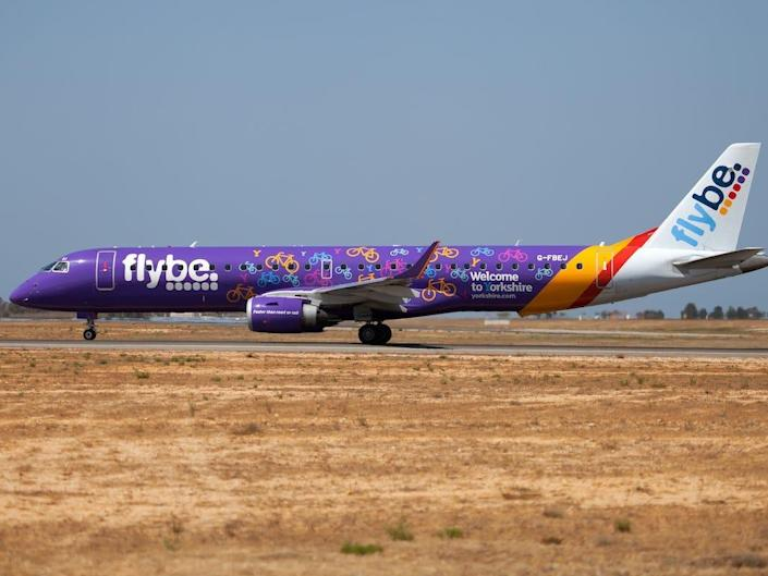 Flybe Portugal