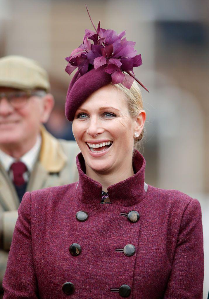 """<p><strong>Branch of the Family Tree: </strong>Daughter of Princess Anne; granddaughter of Queen Elizabeth II</p><p><strong>More: </strong><a href=""""https://www.townandcountrymag.com/society/tradition/g19460546/zara-tindall-best-style-moments/"""" rel=""""nofollow noopener"""" target=""""_blank"""" data-ylk=""""slk:Zara Tindall's Best Style Moments"""" class=""""link rapid-noclick-resp"""">Zara Tindall's Best Style Moments</a></p>"""