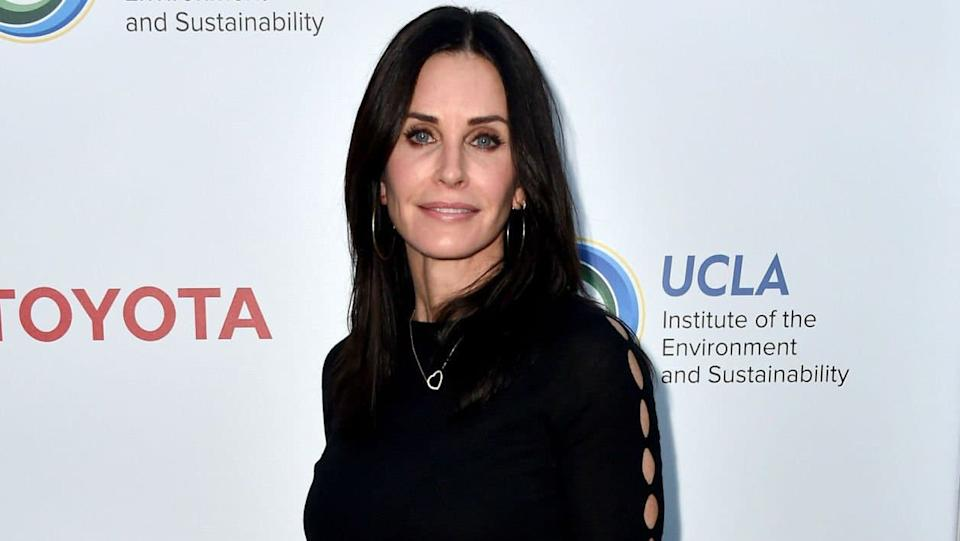 Courteney Cox, le 13 mars 2017 à Beverly Hills - Frazer Harrison - Getty Images North America - AFP