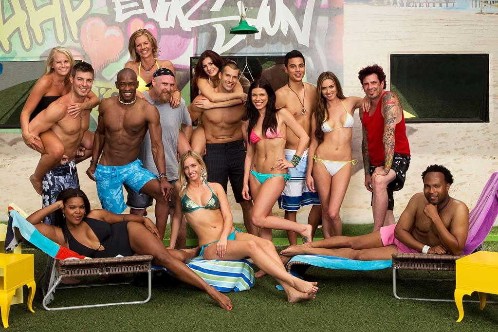 """The cast of """"Big Brother."""""""