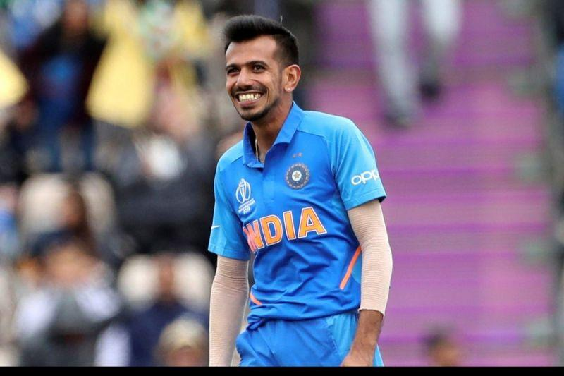 Chahal is a regular in the limited-overs setups