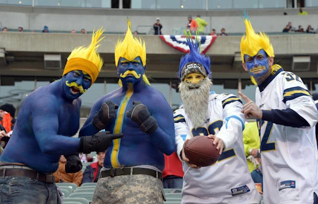 Juggernaut Index, No. 15: The San Diego Chargers