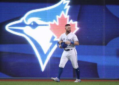 Sensational Blue Jays outfielder Kevin Pillar had a night he'll want to forget. (Getty Images)