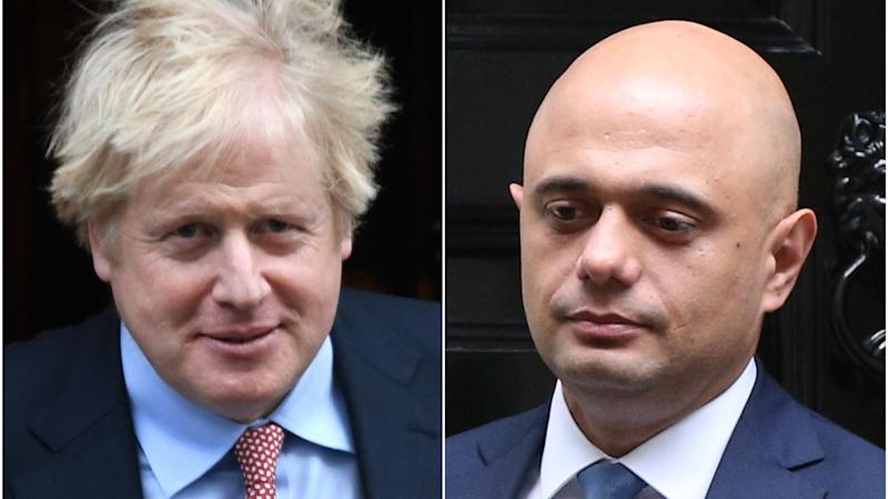 Ex-chancellor Sajid Javid blasts PM's conditions for staying in Cabinet