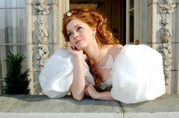 """Amy Adams just spilled on """"Enchanted 2"""" and why she'll definitely be back"""