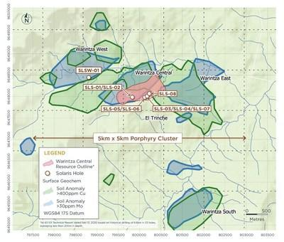 Image 1 – Plan View (CNW Group/Solaris Resources Inc.)
