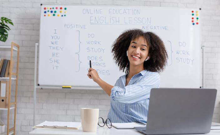 """For all the effort teachers put in to educate, either behind a screen or in a classroom, we've found some great gifts to give as a """"thank you."""""""