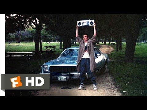 "<p>The plot of <em>Say Anything</em> follows the romance between Lloyd, an average student, and Diane, the class valedictorian, but the only thing anyone remembers from the film is the scene where Lloyd plays ""In Your Eyes"" on a boombox under Diane's bedroom window. ~swoon~ - TA</p><p><a href=""https://www.youtube.com/watch?v=S5Y8tFQ01OY"" rel=""nofollow noopener"" target=""_blank"" data-ylk=""slk:See the original post on Youtube"" class=""link rapid-noclick-resp"">See the original post on Youtube</a></p>"