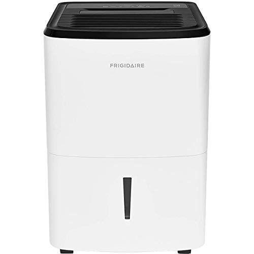 """<p><strong>Frigidaire</strong></p><p>amazon.com</p><p><strong>$244.00</strong></p><p><a href=""""https://www.amazon.com/dp/B08BPJ76GP?tag=syn-yahoo-20&ascsubtag=%5Bartid%7C10055.g.35000690%5Bsrc%7Cyahoo-us"""" rel=""""nofollow noopener"""" target=""""_blank"""" data-ylk=""""slk:Shop Now"""" class=""""link rapid-noclick-resp"""">Shop Now</a></p><p>This <strong>sleek dehumidifier</strong> is loved by <a href=""""https://www.goodhousekeeping.com/author/1470/rachel-rothman/"""" rel=""""nofollow noopener"""" target=""""_blank"""" data-ylk=""""slk:Rachel Rothman"""" class=""""link rapid-noclick-resp"""">Rachel Rothman</a>, Chief Technologist and Director of Engineering at the Good Housekeeping Institute for a few reasons. """"It's easy to use and has clever built-in features,"""" she says, """"like a window to see when the bucket is full and hooks for convenient cord wrapping.""""</p>"""