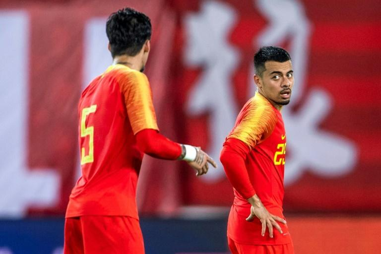 Li is hoping to help China reach the 2022 World Cup in Qatar