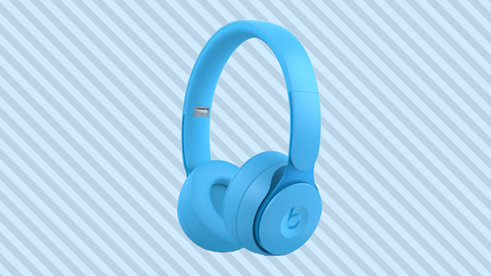 These Beats Noise-Canceling Headphones make your favorite music even richer—and they're $100 off. (Photo: Amazon)
