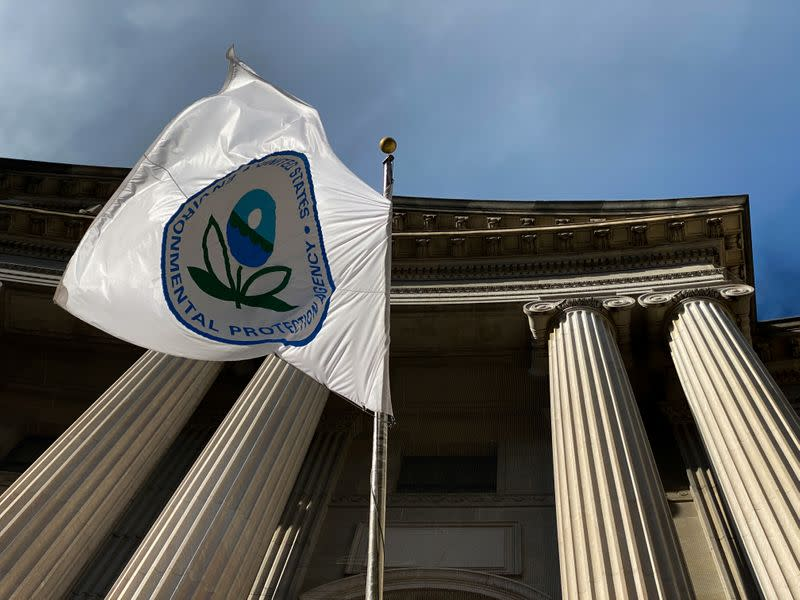 U.S. EPA puts 2021 biofuel blending mandate proposal on hold indefinitely, sources say