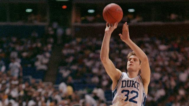 College basketball fans will never forget the shot. Neither will Christian Laettner. He spoke to Sporting News about the shot that propelled the Blue Devils to their second consecutive national title.