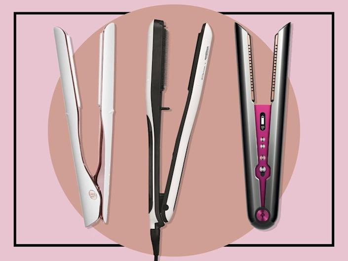 Today, hair straighteners no longer take a one size fits all approach and there are plenty of innovative launches to shop (iStock/The Independent)