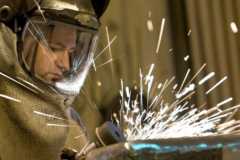 UK Steel says it consumes as much electricity as 850,000 homes (AFP/OLI SCARFF)