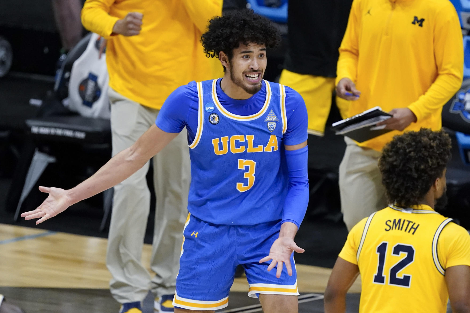sports.yahoo.com: UCLA's Juzang could be first Asian American NBA lottery pick