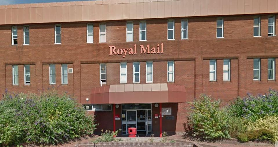 Royal Mail confirmed seven people tested positive for coronavirus at a sorting office in Chester (Picture: Google)