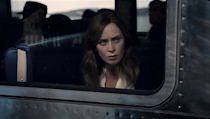 """Emily Blunt as Rachel in """"The Girl on the Train"""". (United International Pictures)"""