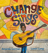 """<h2>Change Sings</h2><br><em>Change Sings</em> is the inaugural National Youth Poet Laureate, Amanda Gorman's, debut lyrical children's book about a young girl who learns the power of change while on a musical journey. It is currently available for pre-order on <a href=""""https://bookshop.org/contributors/amanda-gorman"""" rel=""""nofollow noopener"""" target=""""_blank"""" data-ylk=""""slk:bookshop.org"""" class=""""link rapid-noclick-resp"""">bookshop.org</a>.<br><br><em>Shop</em> <strong><em><a href=""""https://bookshop.org/contributors/amanda-gorman"""" rel=""""nofollow noopener"""" target=""""_blank"""" data-ylk=""""slk:Amanda Gorman"""" class=""""link rapid-noclick-resp"""">Amanda Gorman</a></em></strong><br><br><strong>Penguin Random House</strong> Change Sings: A Children's Anthem, $, available at <a href=""""https://go.skimresources.com/?id=30283X879131&url=https%3A%2F%2Fbookshop.org%2Fbooks%2Fchange-sings-a-children-s-anthem%2F9780593203224"""" rel=""""nofollow noopener"""" target=""""_blank"""" data-ylk=""""slk:bookshop.org"""" class=""""link rapid-noclick-resp"""">bookshop.org</a>"""