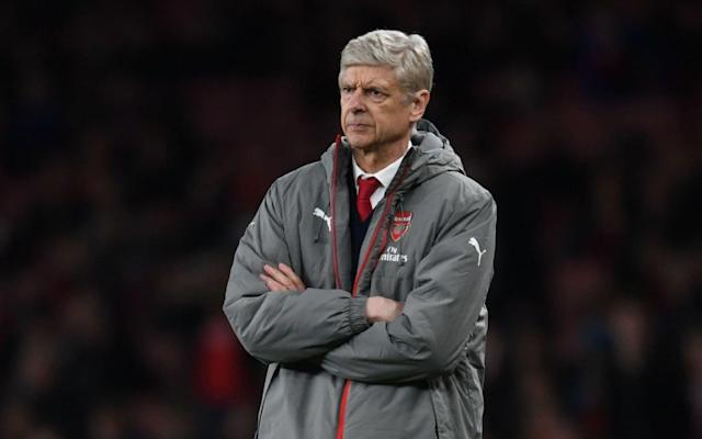 Wenger's contract is up in the summer - Arsenal FC