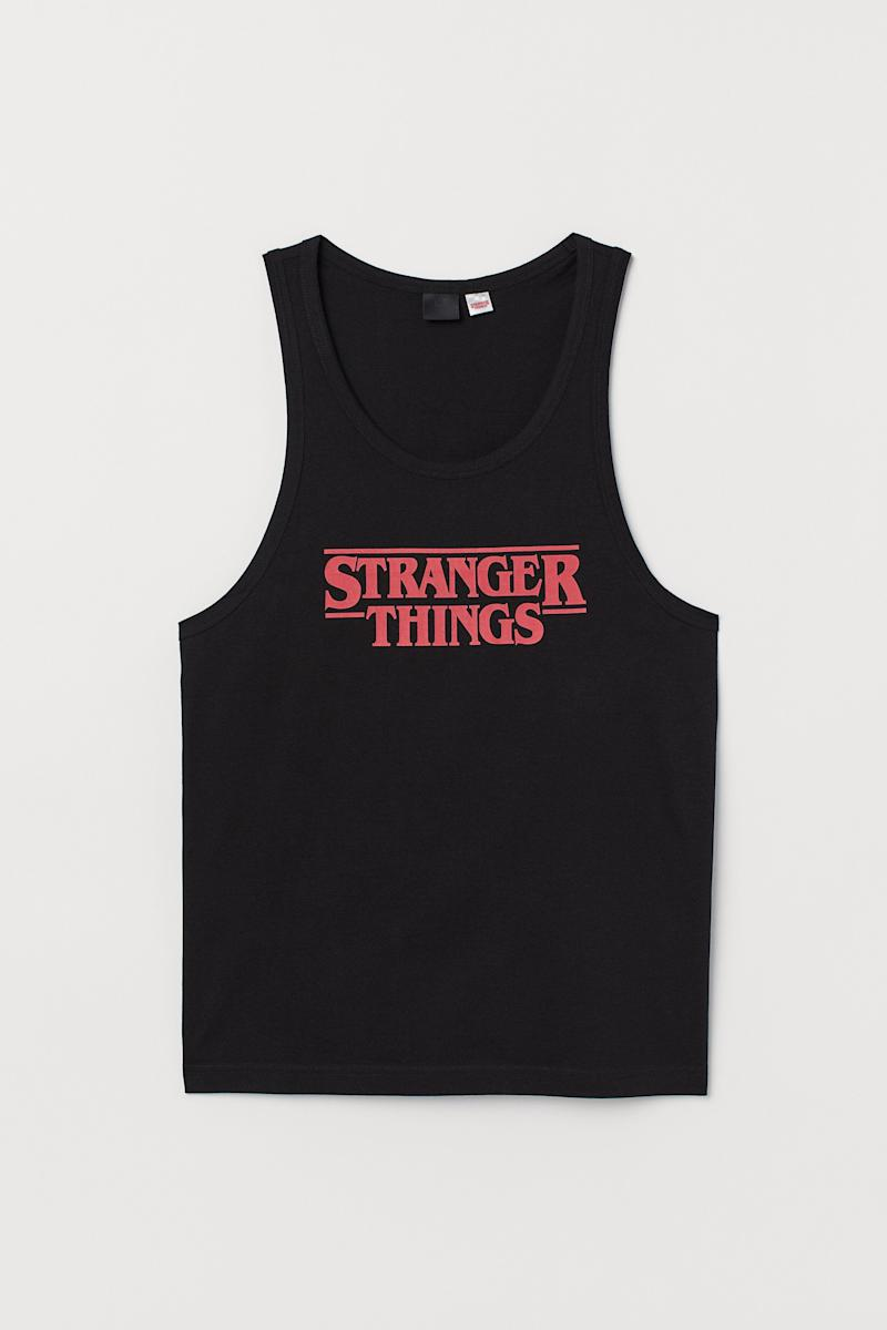 H&M x Stranger Things. (PHOTO: H&M)
