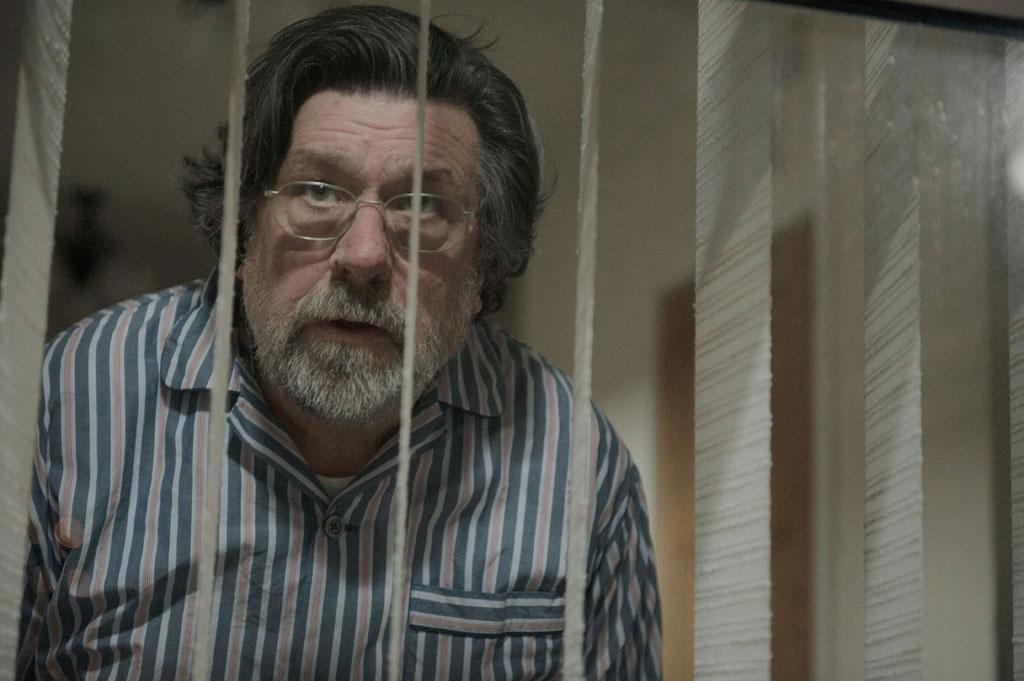 "Ricky Tomlinson as Ken Burton in BBC America's ""In The Flesh."""