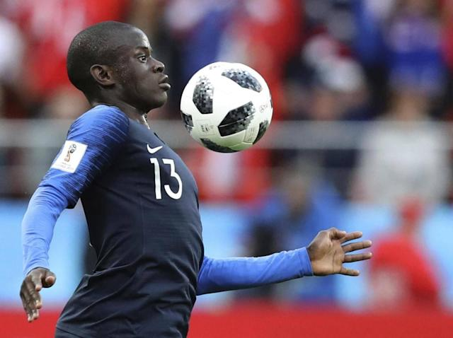 World Cup 2018: N'Golo Kante's powers of teleportation allow Kylian Mbappe to raid as France find new solution