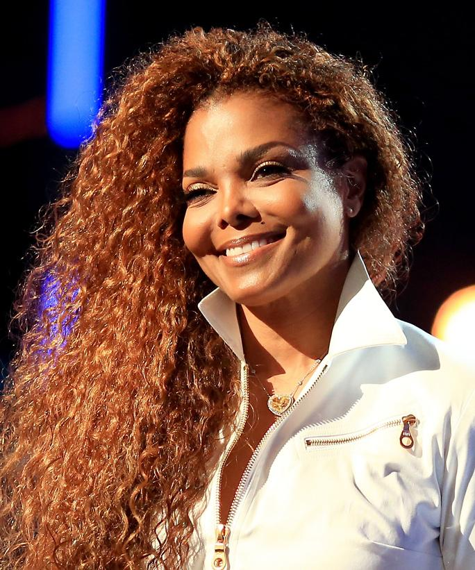 Janet Jackson Steps Out with Her Baby Bump After ...