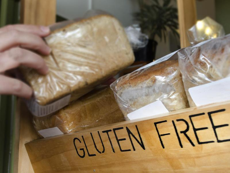 In the US, nearly 30 per cent of adults claim to have cut down on or be actively avoiding foods with gluten: Rex