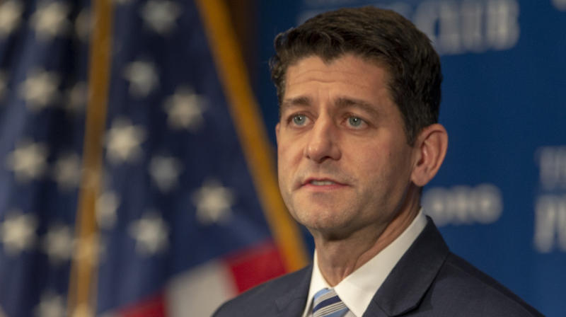 Rep. Paul Ryan Says GOP Base 'Activated' By Fight Over Brett Kavanaugh