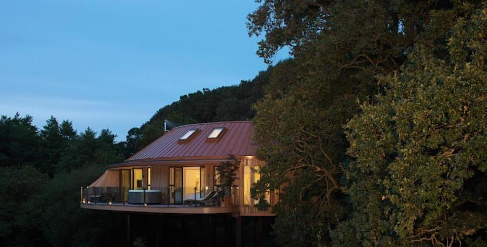 """<p>Got kids who would enjoy a night in the treetops? Head for <a href=""""https://go.redirectingat.com?id=127X1599956&url=https%3A%2F%2Fwww.booking.com%2Fhotel%2Fgb%2Fchewtonglenhotel.en-gb.html%3Faid%3D2070929%26label%3Dbest-luxury-family-hotels&sref=https%3A%2F%2Fwww.redonline.co.uk%2Ftravel%2Finspiration%2Fg504997%2Fbest-luxury-family-hotels%2F"""" rel=""""nofollow noopener"""" target=""""_blank"""" data-ylk=""""slk:Chewton Glen"""" class=""""link rapid-noclick-resp"""">Chewton Glen</a> in Hampshire, where the fine 18th century country house hotel offers bespoke treehouses for a luxury family escape. There's also a renowned James Martin Cookery School for the whole family and endless New Forest and coastal walks to immerse yourself in the natural surroundings.</p><p>Family-friendly activities at the hotel include tennis, croquet, mountain biking, archery, duck herding and outdoor swimming. Kids stay for free throughout the school holidays and have their own Busy Bee's Children's Club housed in a treehouse, with complimentary supervised fun in the morning and afternoons so parents can relax in the spa and explore the lavish facilities.</p><p><a class=""""link rapid-noclick-resp"""" href=""""https://go.redirectingat.com?id=127X1599956&url=https%3A%2F%2Fwww.booking.com%2Fhotel%2Fgb%2Fchewtonglenhotel.en-gb.html%3Faid%3D2070929%26label%3Dbest-luxury-family-hotels&sref=https%3A%2F%2Fwww.redonline.co.uk%2Ftravel%2Finspiration%2Fg504997%2Fbest-luxury-family-hotels%2F"""" rel=""""nofollow noopener"""" target=""""_blank"""" data-ylk=""""slk:CHECK AVAILABILITY"""">CHECK AVAILABILITY</a></p>"""