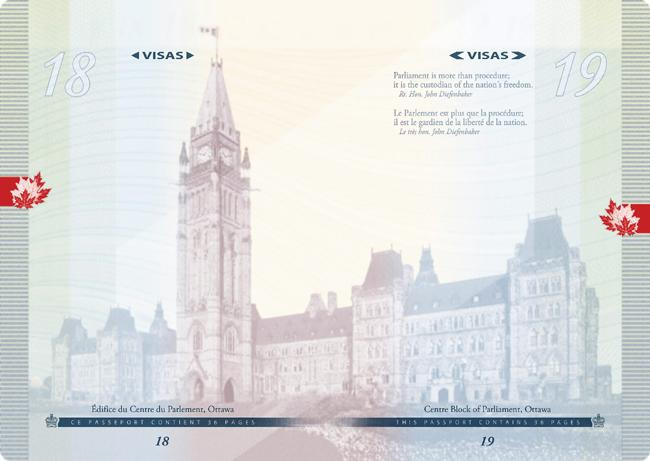 Canadian History images to be included in the new Canadian passport are seen in a handout image Gatineau, Thursday October 25, 2012. THE CANADIAN PRESS/HO-Passport Canada